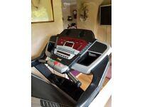 Fuel Fitness Motorised Treadmill