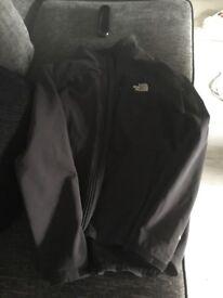 Large genuine north face jacket