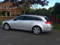 2011 Vauxhall insignia 2.0 cdti 160 exclusiv Ecoflex Estate