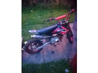 110cc pitbiike for sale