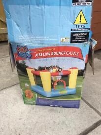 Kids Airflow bouncy castle 3-10 years