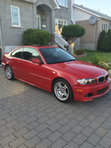 BMW 325CI M-PACK 2006