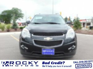 2010 Chevrolet Equinox LT1 - BAD CREDIT APPROVALS
