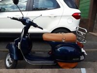 Vespa PX 125 Disc Brand New MOT and Full Service