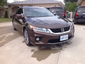 2014 Honda Accord EX-L-V6 Coupe (2 door)