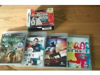 PS3 Games and DS Game