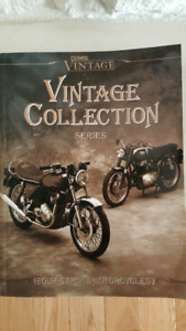 Clymer Vintage Collection 4 Stroke Motorcycle Manual