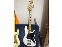 Squier Vintage Modified Jazz Bass guitar 5-string