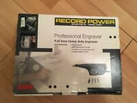 Record power professional Engraver
