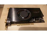ASUS Xonar D2 / PM Xonar Ultra Fidelity 7.1 DTS PCI Soundcard