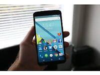 Google Nexus 6 (4G) 6 inch screen- 32 GB - Midnight Blue - Unlocked