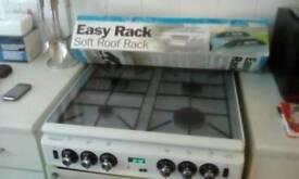 Easy. Rack