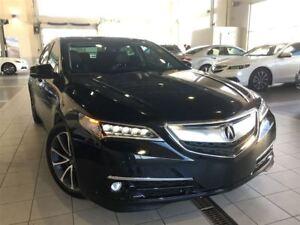 2015 Acura TLX Elite | AWD | Acura Link | Blind Spot Info.