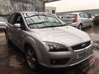 Ford Focus 1.8 Zetec Climate 5dr£2,350 p/x welcome FREE WARRANTY. NEW MOT