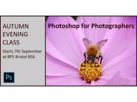 Learn Photoshop for Photographers