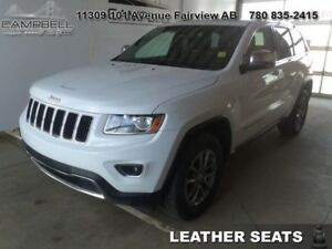 2014 Jeep Grand Cherokee Limited  - Leather Seats -  Bluetooth
