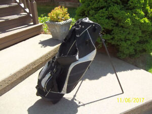 RJ Sports Stand Golf Bag with a 8 Way Divider Top