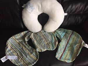 Boppy Nursing Pillow with 2 Covers