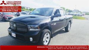 2015 Ram 1500 Sport - LOADED!!