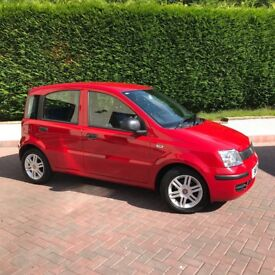 2011 Fiat Panda 1.2 MyLife ONLY 18k MILES! 1Yr MOT, FSH, Immaculate, New T.belt, Serviced
