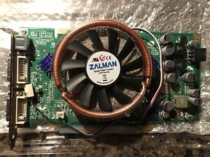 eVGA e-GeForce 7900GS KO 256 MB GDDR3 PCI-3 with extra cooling