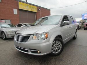 2012 Chrysler Town & Country Limited,Navi,DVD,Rear Camera,Leathe
