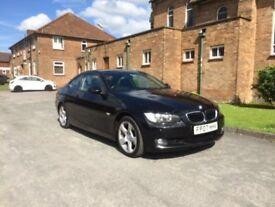 STUNNING BLACK BMW E92 COUPE - SERVICE HISTORY - 12 MONTHS MOT