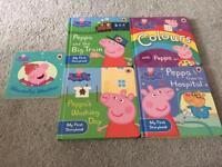 Peppa books