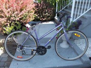 Vélo Sport Expres ,15 vitesses , 700 x 38c ( 18'' )
