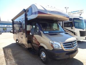 2017 Forest River Forester MBS Mercedes Benz Chassis 2401W