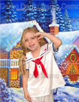 Photo booth with green screen or Santa for the day