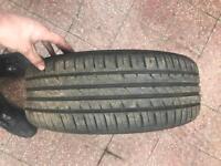 Wolfrace alloy wheels 4x100