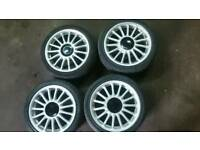 Mg zr zs rover alloys for sale