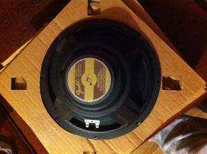 "10"" replacement speaker for a Fender Mustang amp"