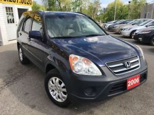 2006 Honda CR-V EX/AWD/LOADED/ALLOYS