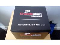 Grandeslam Advanced Specialist SX 70 Big Pit Reel Carp Fishing Spod with 15lb Line