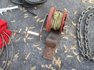 boat winch for sale