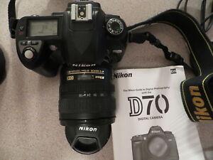 Nikon D70, AF-S Nikkor 18-70 ED DX