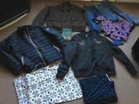 Fantastic, huge bundle of women's and men's clothes. Excellent condition!