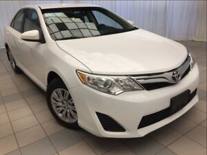 2013 Toyota Camry LE: 1 Owner, Clean CarProof.