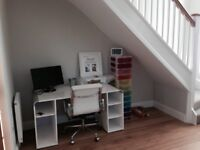 Office desk and chair for sale