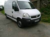 Vauxhall movano looking to downsize