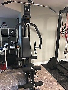 Home Gym Excellent Condition