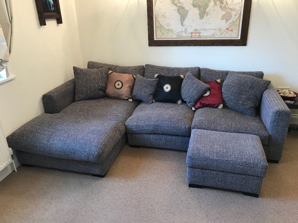 Dfs Dillon Left Hand Facing Small Chaise End Sofa