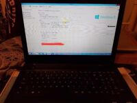 Lenovo G50 dual core 2.5ghz Intel 15.6in 4gb ram 500gb hdd