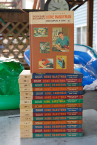 Popular Mechanics Illustrated Home Handyman Encyclopedia