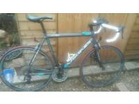 Viking Xrr Road bike 24 speed 23.5 inch frame