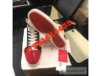 Men's women's trainers LOUBOUTIN GUCCI VALENTINO Shoes