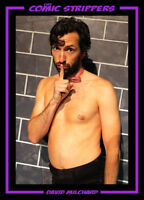 THE COMIC STRIPPERS - Improv Comedy Show in SALT SPRING !