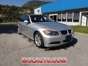 2008 BMW 3 Series 328xi-Touring Wagon-AWD-$127 bi-weekly